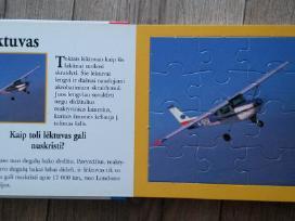 Puzzle knygutes - nuotraukos Nr. 2