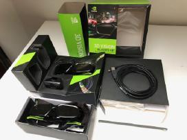 Nvidia 3D Vision komplektas su 2 akiniais - nuotraukos Nr. 3