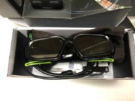 Nvidia 3D Vision komplektas su 2 akiniais - nuotraukos Nr. 4