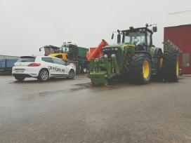 Žemės ūkio technikos variklių programavimas - nuotraukos Nr. 2