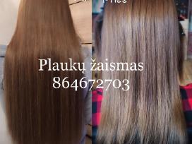 Plaukų Priauginimas Vilnius - nuotraukos Nr. 14
