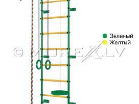 Švediškos sienelės Pioner-c1p green-yellow