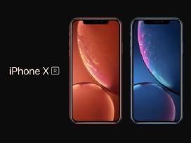 Apple iPhone Xr 64gb / 128gb / 256gb naujas