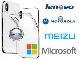 Skin dėklai Lenovo Meizu Microsoft Motorola