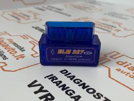 Elm327 V1.5 Mini Bluetooth Pic18f25k80 su dvejomis