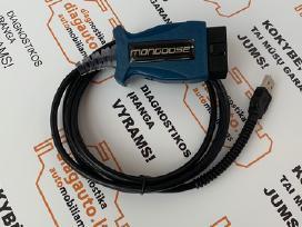Jaguar Jlr SDD V153 diagnostikos įranga