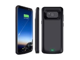 Samsung Galaxy S8 dėklas-baterija 5000 mah