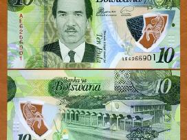 Botsvana 10 Pula 2018m. P-new Unc