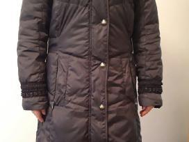 Pūkinis paltas