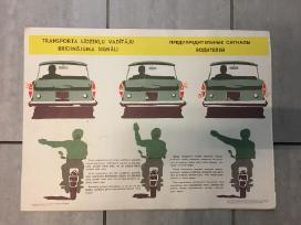 Tarybinis plakatas, A2