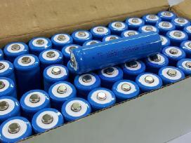 18650 3,7v Baterija