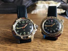 Senas tarybinis laikrodis Vostok Komandirskie