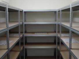 Stelažų / lentynų pardavimas - nuotraukos Nr. 2