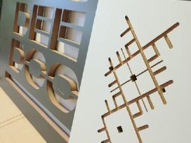 Cnc frezavimas ir Mdf dažymas - Fasadų gamyba
