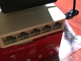 Mercury S105c Ethernet Switch