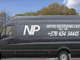 Krovinių Pervežimo / Perkraustymo Paslaugos