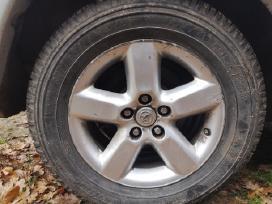 Toyota Rav4 ratlankiai+padangos
