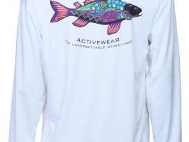 Žvejybos maikutė - puiki dovana žvejui