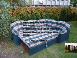 Kampai, sofos-lovos