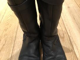 Natūralios odos Zara batai mergaitei