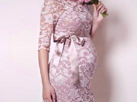Proginė suknelė nėštukei Tiffany rose