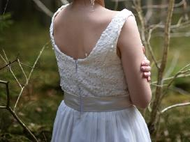Tobula vestuvine suknele