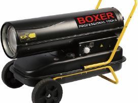 Šildytuvai dyzeliniai,dujiniai Boxer 20 ir 35 kw