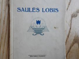 P. Vaičiūnas - Saulės lobis. 1933m. Lyrika.