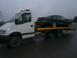 Automobiliu pervezimas transportavimas panevezyje.