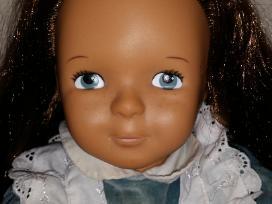 Vintažinė vokiška lėlė 50 cm.