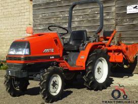 Japoniški mini traktoriai Nauja Siunta 2018 11 11