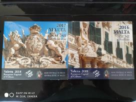 Malta 2016-2017 euro monetų rinkiniai