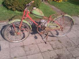 Padovanokite koki motorini ar mopeda sugedusi