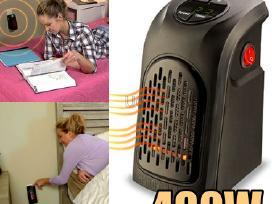 Šildytuvas Handy Heater - nuotraukos Nr. 3