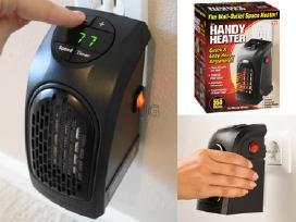 Šildytuvas Handy Heater 400w su 12 mėn. Garantija!