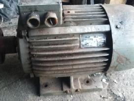 Elektrinis vandens siurblys su varikliu