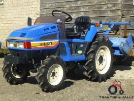 Japoniški mini traktoriai Kretinga - nuotraukos Nr. 3