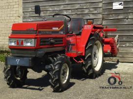 Japoniški mini traktoriai Kretinga - nuotraukos Nr. 5
