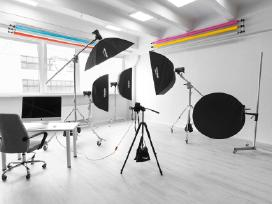 Fotostudijos nuoma Kaune - Pixel Studio