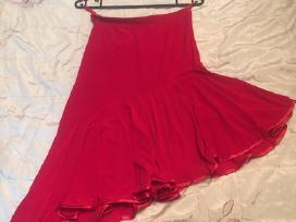 Puikus naujas La šokių treniruočių sijonas