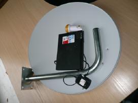 Palydovinės TV antena Tricolor