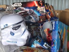 Žaislai ir vaikiškos prekės didmena paletėmis
