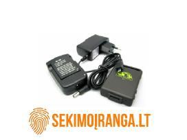 Originalus GPS seklys ir sekimo įranga