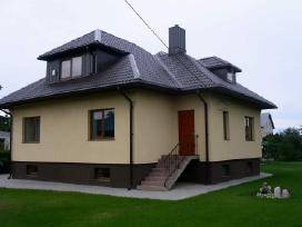 Išnuomojamas renovuotas namas Aleksote