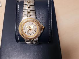 Laikrodis Raymond Weil Parsifal Gmt (2990) su auks