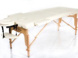 Restpro Classic-2 Cream sulankstomas masažo stalas