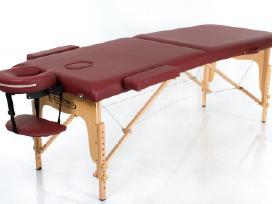 Restpro® Classic-2 Wine Red masažo stalas
