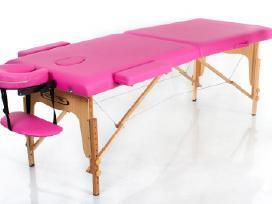 Restpro® Classic-2 Pink sulankstomas masažo stalas