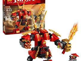 Lego Ninjago / 22 skirtingų lego vnt.
