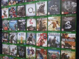 Orginalus Xbox One zaidimai.